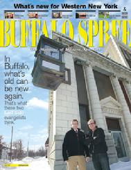 Power to Polonia, Buffalo Spree, April 2011. Click image to read article