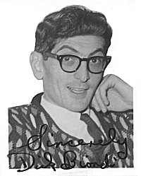 Dick Biondi was WKBW Radio's first Top40 star. With a 50,000 KW signal, Biondi's voice travelled up and down the East Coast and as far away as Europe!