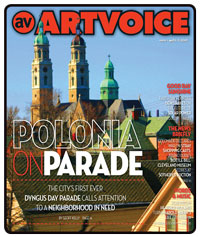 Click on image to read Polonia on Parade article, Artvoice, April 2007