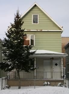 212 Gibson Street: Currently owned by Thomas Young (update Feb. 2011)