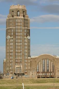 Buffalo Central Terminal - Memorial Drive at Paderewski - Click image to learn more.