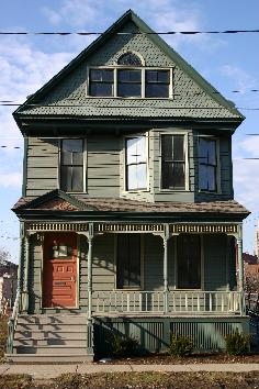 The recently restored Nash House located at 36 Nash Street between William and Broadway is an example of how a dilapidated structure has been brought to life to tell a story. The structure holds a special place in the 20th century history of Buffalo's African-American community as the Rev. J. Edward Nash was involved in social efforts that eventually evolved into the NAACP.