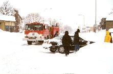 2001 - Digging Out in Buffalo