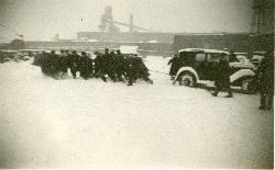 1936 - Digging Out In Buffalo