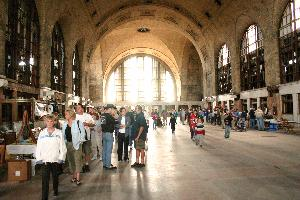 Today: Buffalo Central Terminal after years of neglect is coming back to life thanks to an army of volunteers