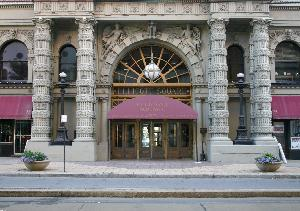 Today: The Historic Ellicott Square Building is open to the public during business hours