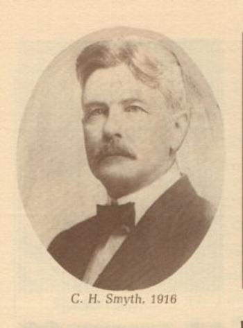 Charles H Smythe - Pioneer of Wichita, Kansas