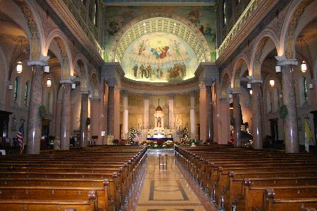 1902-2008: Final Mass celebrated on Jan 1, 2008
