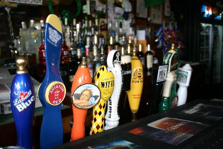 Over the years the tap selection has grown to include one of the best craft beer selections in Buffalo