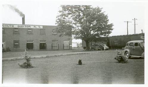 William Bayliss' Fuller Canneries Co., South Dayton, New York