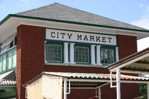 The Welland Farmers� Market has been centrally located on its present site since 1907. The current building was constructed in 1922. The market features over 60 vendors that include seasonal farmers and year round butchers, bakers, cheese shoppes, fish and poultry stands.
