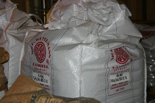 Rye Malt from Germany used in specialty brands