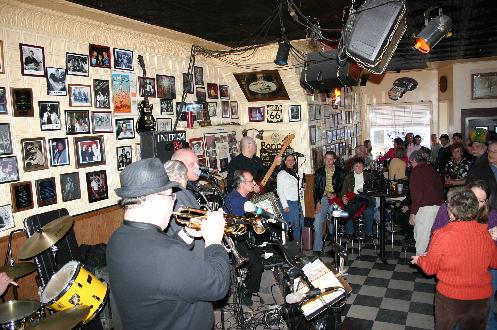A perfect venue for polkas, Black Rock's Sportsman Tavern