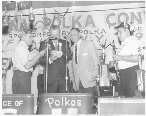 International Polka Convention, Thruway Plaza, Buffalo 1965