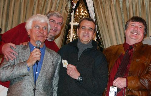 Legends of Buffalo broadcasting were on hand March 5, 2005 as WKBW Radio celebrated its 2003 re-birth. Danny Neaverth, Joey Reynolds, Jack Armstrong and other personalities greeted fans and reminisced about their careers at the legendary station.
